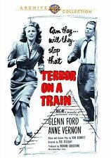TERROR ON A TRAIN (1952 Glenn Ford) Region Free DVD - Sealed