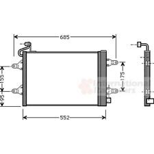 Kondensator Klimaanlage - van Wezel 76005007