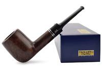 "NEW Briar Wood Tobacco Smoking Pipe straight ""Billiard B"", wooden, ~ 5-1/4"""