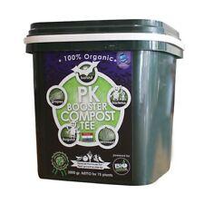 BioTabs PK Booster Compost Tea 2kg 100% Organic ConcentratedCompost Hydroponics