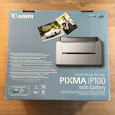 Canon IP100 MOBILE STAMPANTE A GETTO D'INCHIOSTRO