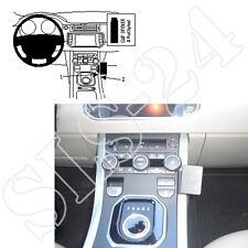Brodit 854702 Land Rover Range Rover Evoque a partir de 2012 Navi soporte GPS consola