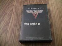 Van Halen 2 Cassette Tape Rock Hair Metal 1979 Warner Bros