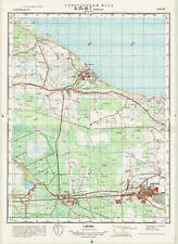 Russian Soviet Military Topographic Maps - KIVIOLI/ SONDA (Estonia), ed.1974
