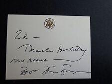 Diane Sawyer Rudy Survivor Winner autographs at Supreme Court