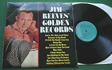 Jim Reeves Golden Records inc Welcome to My World & Blue Skies + CDS1145 LP