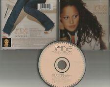 JADE ANDERSON SugarHigh w/ UNRELEASE DIVE DEEPER MEDLEY USA CD single  2002