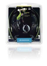 Sennheiser HD 202 DJ Closed back II Headband Headphones - Black