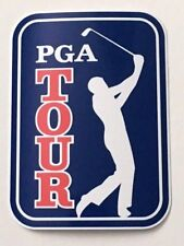PGA TOUR Golf Car Bumper Laptop iPhone Macbook Wall Vinyl Die Cut Sticker Decal
