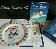 The Snowman & the Snowdog Night Before Christmas Eve Gift Set. Book, magic dust.