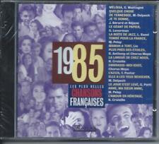 CD Les plus belles chansons francaises 1985 neuf sous cellophane