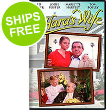 O'Hara's Wife (DVD, 2013) NEW, Sealed, Jodie Foster, Tom Bosley, Ed Asner
