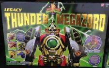 Bandai Power Rangers Legacy Thunder Megazord 13 inch Action Figure - 97401