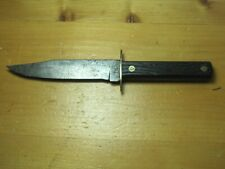 VTG 1938-40 HAMMER BRAND HUNTING SURVIVAL BOWIE KNIFE KNIFE FIXED BLADE USA OLD