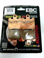 Suzuki Burgman 400 An400 EBC SFA HH Series Sintered Brake Pads SFA283/4HH