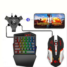 Gamepad Controller Gaming Keyboard Mouse Converter For PUBG Mobile IOS Andorid