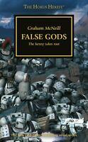 BLACK LIBRARY - WARHAMMER 40K: HORUS HERESY: FALSE GODS (PAPERBACK)