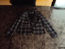 BNWT Nam & Co. London, Ladies Lined Fitted Jacket, Size 14(Very Small)