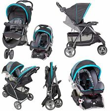 Travel System Stroller Baby Infant Newborn Car Seat Combo Carrier Carriage Buggy