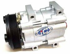 A/C Compressor Fits Ford Bronco F-150 250 350 F53 Mustang Taurus OEM FS10 57141
