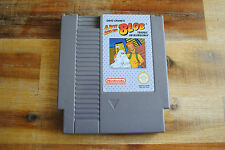 Jeu A BOY AND HIS BLOB Trouble on Blobolonia pour Nintendo NES