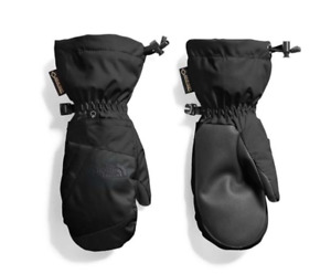 The North Face Montana Gore-Tex Mittens - Black, Large