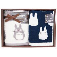 Studio Ghibli My Neighbor Totoro [towel gift set] wash towel and face towel set