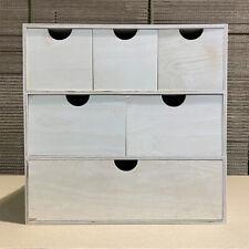 Schubladen Mini-Kommode für Ikea Kallax / Expedit (B-WARE!)