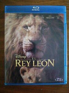 """""""Disney El Rey León"""" Blu-ray"""
