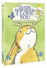 Guess How Much I Love You Favourite Things! [DVD] [2014]