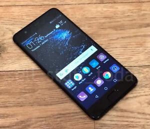 "Huawei P10 Plus (VKY-L09), EE network, 64GB, Black, 5.5"" QHD, good (6305A)"