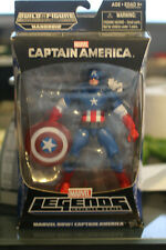 Marvel Legends MARVEL NOW CAPTAIN AMERICA  NO MANDROID BAF part Infinity figure