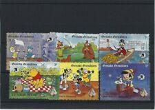 Disney Marken 1989 Grenada/Grenadinen  WORLD STAMP EXPO Washington: Walt-Disney