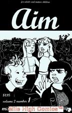 AIM (VOL. 2) (CRYPTIC PRESS) (1998 Series) #1 Fine Comics Book