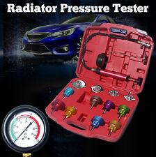 Universal Cooling System Radiator Pressure Tester Head Gasket Test Leak Detector
