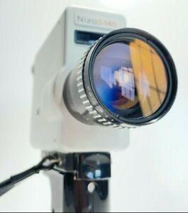 Braun Nizo S560 super 8 camera Working/ Film Tested