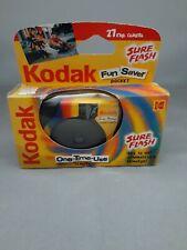 Kodak Fun Saver 27 Single Use Camera Brand New Sealed