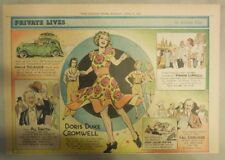 Private Lives:Doris Duke Cromwell, Haile Selassie by Edwin Cox from 4/2/1939