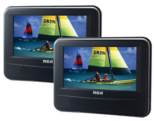 """NEW RCA DRC69705 Dual 7"""" Screen Mobile Portable DVD Video System"""