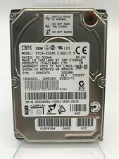 "3.2Gb 2.5"" IDE Vintage IBM Hard Drive DTCA-23240 3250MB 12MM"