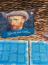NEDERLAND - HOLLAND - 4x VEL/SHEET - VINCENT VAN GOGH - SET - POSTFRIS/MNH