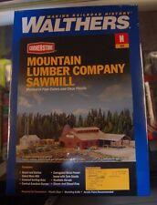 N Walthers Cornerstone kit 933-3236 * Mountain Lumber Company * NIB