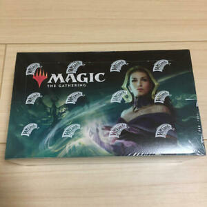 MTG Magic the Gathering War of the Spark booster box Japanese NEW