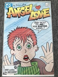 Angel Love Comic 7