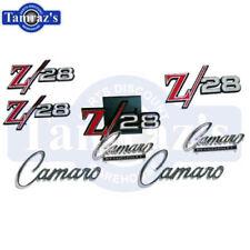 1969 Camaro Z-28 Z28 Emblem Kit 69 New