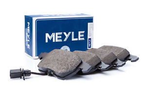 MEYLE Original Brake Pad Set Rear 025 239 1417 fits Audi TT 3.2 V6 Quattro (8...