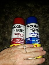 3M Scotchgard Fabric Protector And Carpet Protector 2-Pack 14oz each