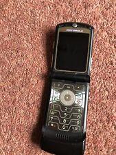 Motorola RAZR V3 - Black  Mobile Phone Unlocked