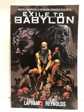 EXILE TO BABYLON Graphic Novel TPB (2013 Dark Horse, Softcover) NEW UNREAD