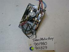 Maytag Dishwasher 901980 Timer, 901829 Timer Motor used part assembly